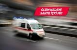İzmir Konak'ta şüpheli ölüm!