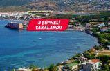 İzmir Urla'da hazine arazilerini satmaya çalıştılar!