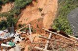 Kolombiya'da toprak kayması: 2 ölü