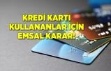 Kredi kartı kullananlar için emsal karar! Banka tazminat ödeyecek