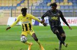 Menemenspor: 1 - İstanbulspor: 2