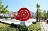 Narlıdere modern heykeller ile süsleniyor!