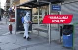 Narlıdere'de aralıksız ilaçlama!
