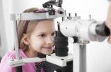 Pandemide çocuklara rutin göz kontrolü tavsiyesi