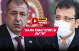 Ümit Özdağ'dan Ekrem İmamoğlu'na sert sözleri!