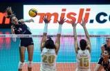 Voleybol: Misli.com Sultanlar Ligi 20.Hafta maçları
