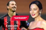 Zlatan Ibrahimovic, Ebru Gündeş hayranı çıktı