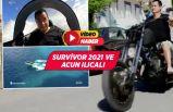 Acun Ilıcalı'nın Survivor gelişi damga vurdu
