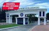Ege Üniversitesi'nin başarı karnesi