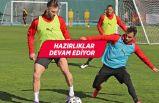 Göztepe, Konyaspor maçının hazırlıklarına devam etti