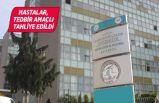 İzmir'de AMATEM binasında çıkan yangın söndürüldü