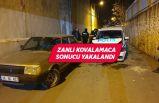 İzmir'de çalıntı otomobille kaçan zanlı yakalandı
