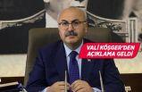 """İzmir Valisi Köşger'den """"Menemen Belediye Başkan Vekilliği seçimi"""" açıklaması"""