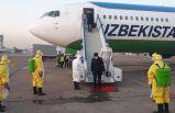 Özbekistan giriş yasağını 1 Şubat'a uzattı