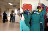 Sağlık çalışanlarına saldırı davasında 2 tahliye