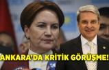 Ankara'da kritik görüşme!