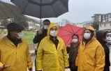 Balçova'da görülmemiş afet