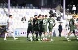 Bursaspor, tüm olumsuzluklara karşın gollerine devam ediyor