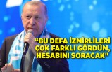 Cumhurbaşkanı Erdoğan, İstanbul'da konuştu