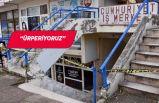 Depremin ardından 22 dükkana tahliye kararı