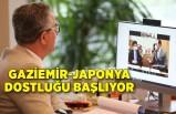 Gaziemir-Japonya dostluğu başlıyor