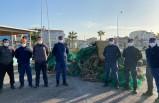 İzmir'de yasa dışı ağlara geçit yok