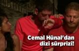 Survivor'dan diskalifiye olan Cemal Hünal'dan dizi sürprizi!