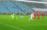 Trabzonspor: 1 - Gaziantep FK: 0