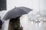 Yarın yağmur ve soğuk geri dönüyor