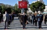 100'üncü yılda 100 çalışanla İstiklal Marşı