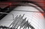 Afyonkarahisar'da 3.6 büyüklüğünde deprem