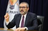 AK Parti'li Ünal'dan değişim açıklaması