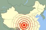 Çin'de 5.7 büyüklüğünde deprem