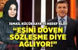 Esra Elönü, İsmail Küçükkaya'yı İstanbul Sözleşmesiyle hedef aldı!
