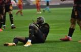 Galatasaray'da galibiyet sevinci: 3-0