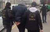 İzmir'de DHKP/C'ye operasyon: 9 gözaltı