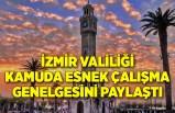 İzmir Valiliği'nden kamuda çalışma detayları