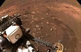 Mars'ta ilk test sürüşünü 33 dakikada gerçekleştirdi