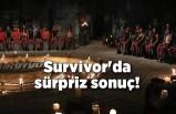 Survivor'da sürpriz sonuç!