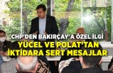 Yücel ve Polat'tan iktidara sert mesajlar