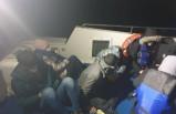 Yunanistan'ın ölüme terk ettiği 7 kaçak göçmen kurtarıldı
