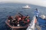 27 kaçak göçmeni, Türk Sahil Güvenliği kurtardı