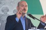 Bakan Soylu: Faruk Fatih Özdemir'i tanımıyorum