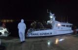 Balıkesir'de 68kaçak göçmen kurtarıldı