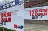 CHP'nin '128 milyar dolar nerede?' afişine soruşturma