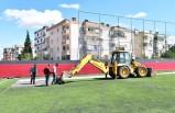 Çiğli Belediyespor Tesisleri yenileniyor
