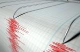 Çorum'da 4.2 büyüklüğünde deprem