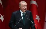 Cumhurbaşkanı Erdoğan'dan yerli aşı mesajı
