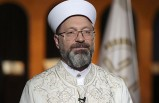 Diyanet İşleri Başkanı Erbaş'tan 'ramazan' mesajı