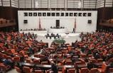 Ekonomik değişiklikler içeren yasa teklifi kabul edildi